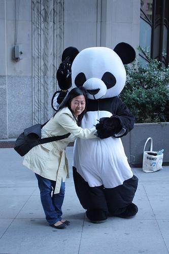 OMG IT'S SAD PANDA!